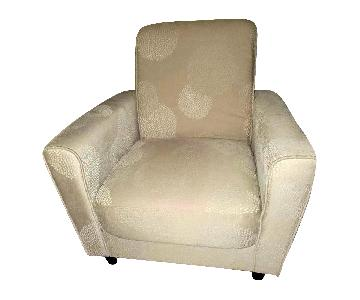 Ashley Upholstered Armchairs