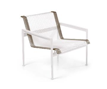 Richard Schultz 1966 Lounge Chair w/ Arms