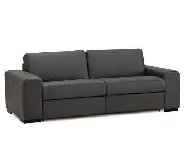 Palliser Weekender Leather Sleeper Sofa