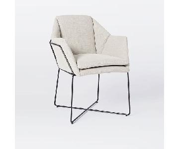 West Elm Origami Dining Chair