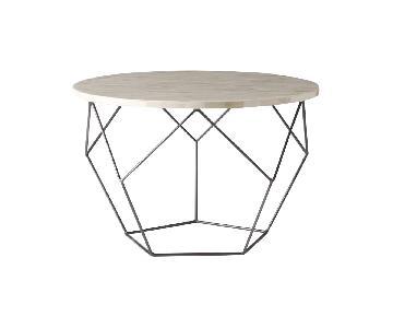 West Elm Origami Medium Coffee Table