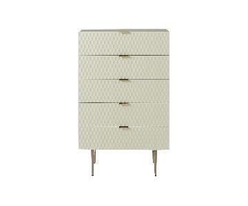 West Elm Audrey 5-Drawer Dresser