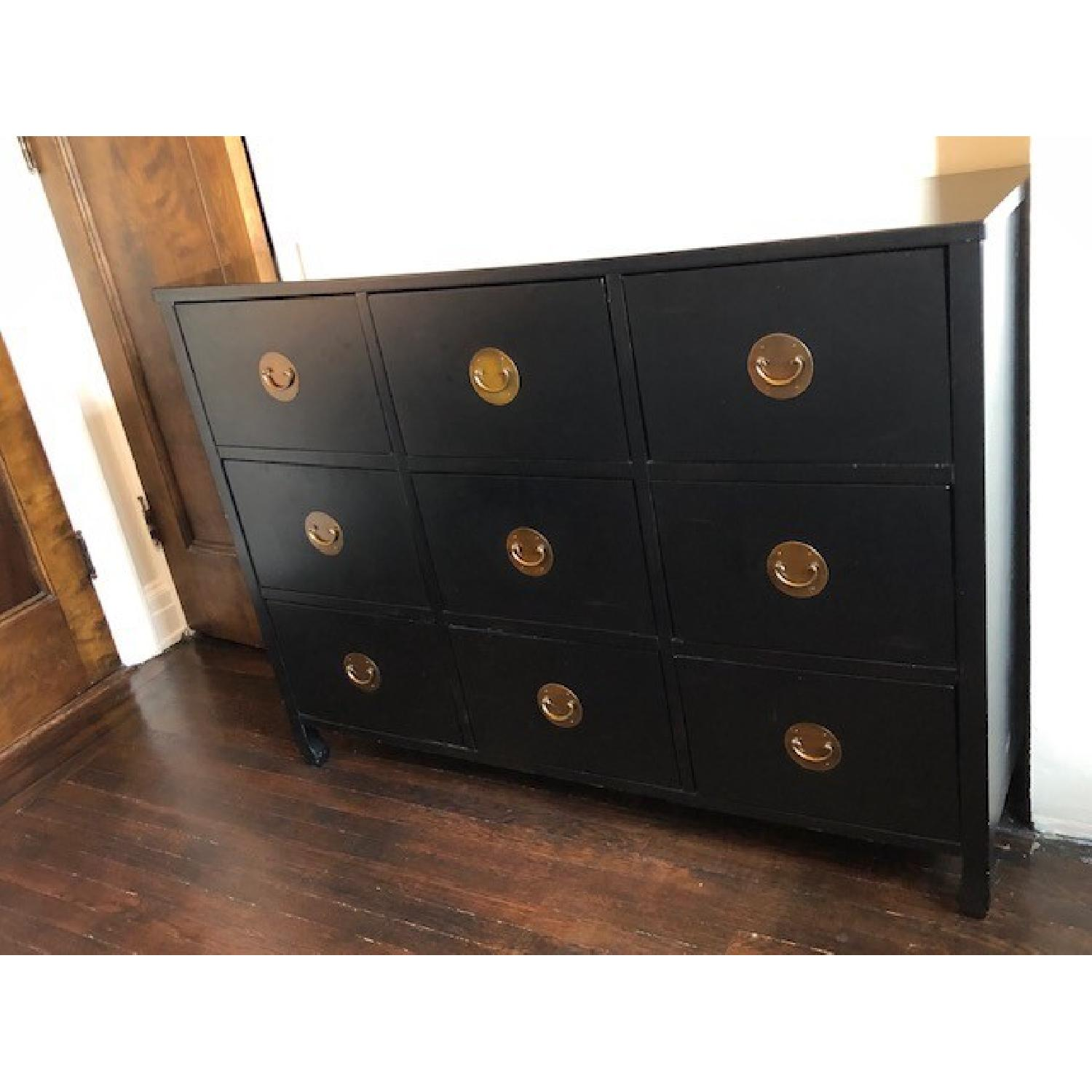 Asian Style Credenza/File Cabinet