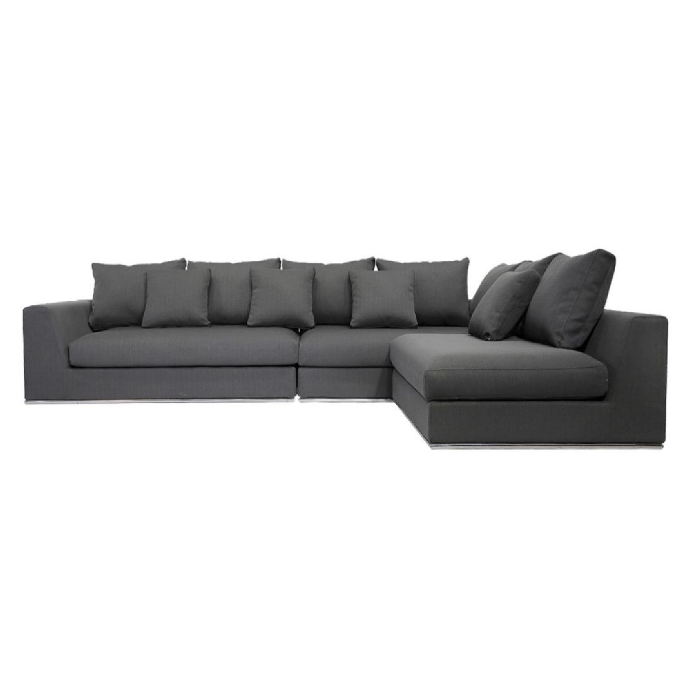 Modani Giovani Sectional Sofa - AptDeco