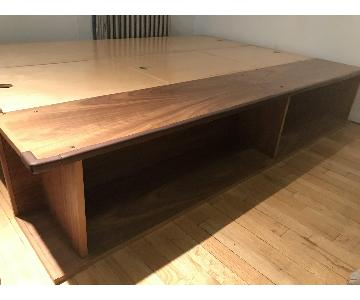 Ethana Bramson Woodworker Custom Storage Bed