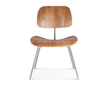 Eames Molded Plywood DCM Dining Chairs