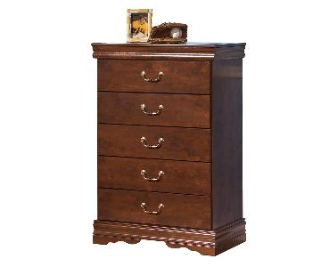 Ashley Signature Design Wilmington Five Drawer Chest