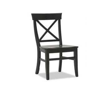 Pottery Barn Hardwood Aaron Dining Chairs