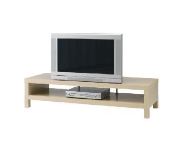 Ikea Lack TV Unit + Side Table