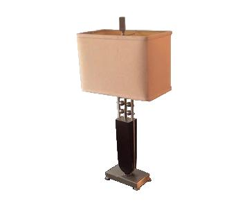 Room & Board Mid Century Modern Table Lamps