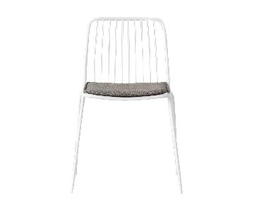 Target Sodra Square Seat Wire Dining Chair