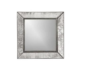 Crate & Barrel Small Dubois Mirror
