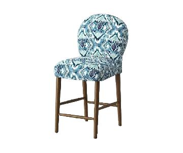 Target Opalhouse Caracara Rounded Back Counter Stool