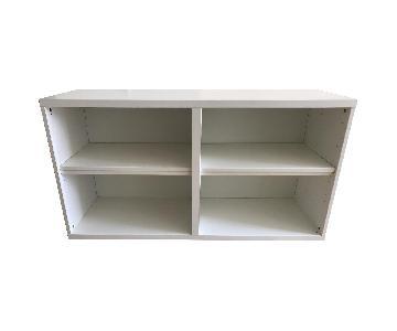 Ikea Besta Shelf Unit/Media Console