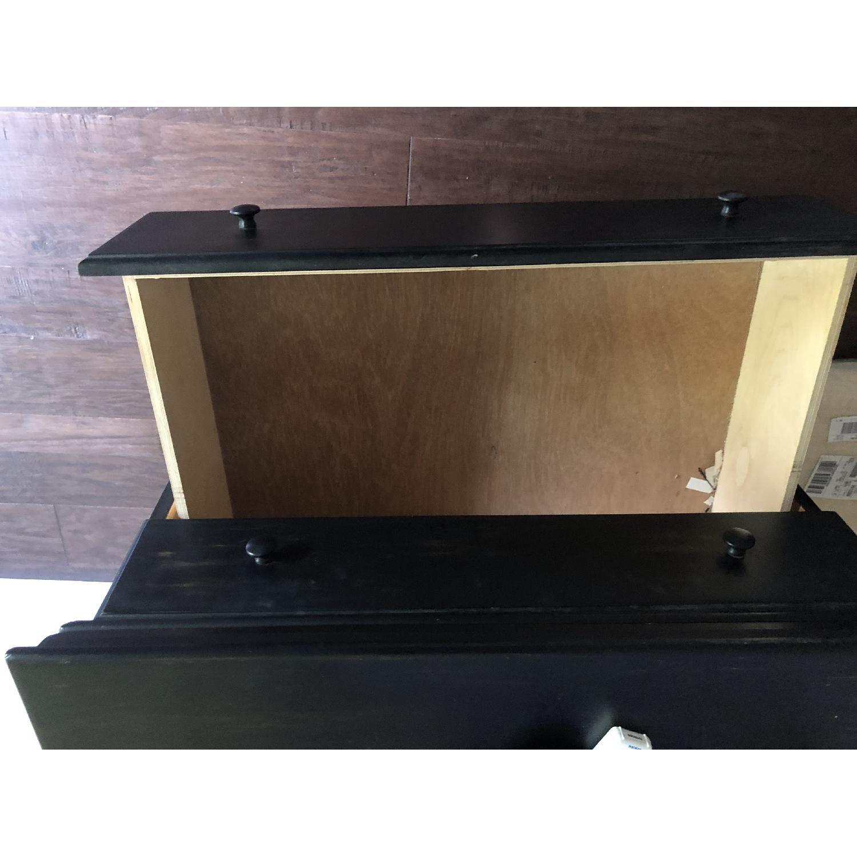 Gothic Cabinet Craft 3 Drawer Chest Dresser Aptdeco