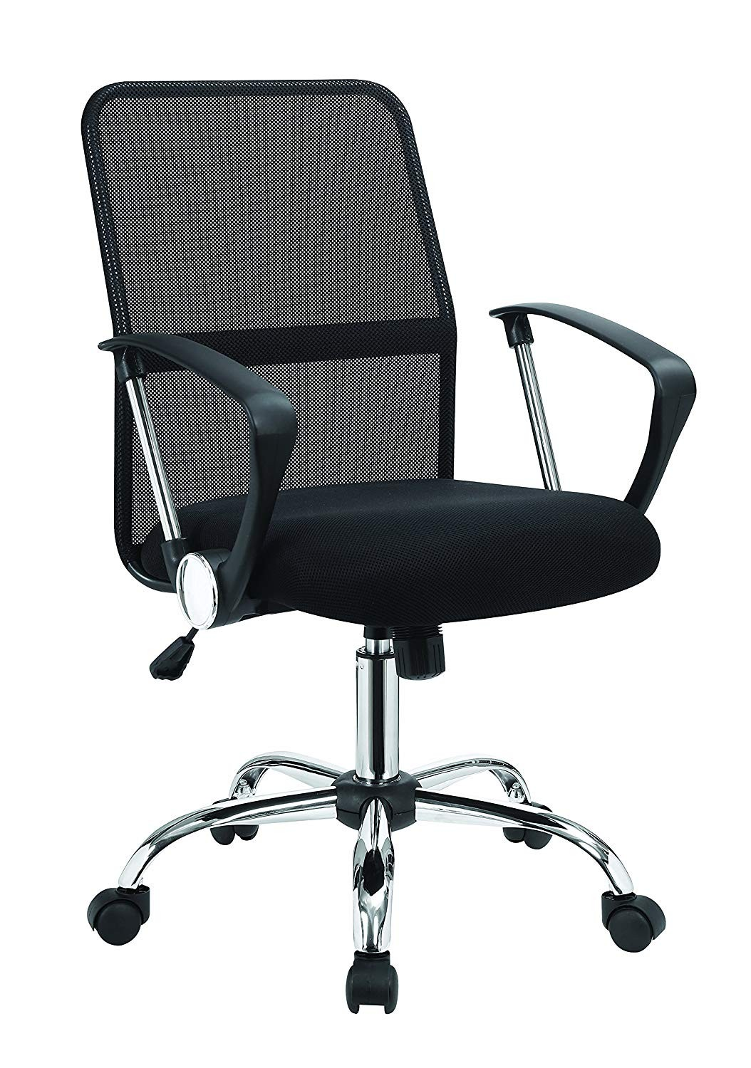 Office Chair w/ Mesh Back