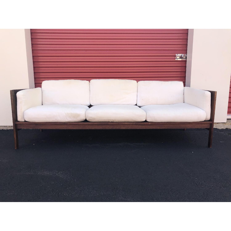 Vintage Mid Century Modern Sectional Sofa - AptDeco