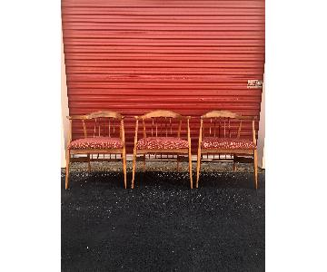 Mid Century Modern Dining Chairs