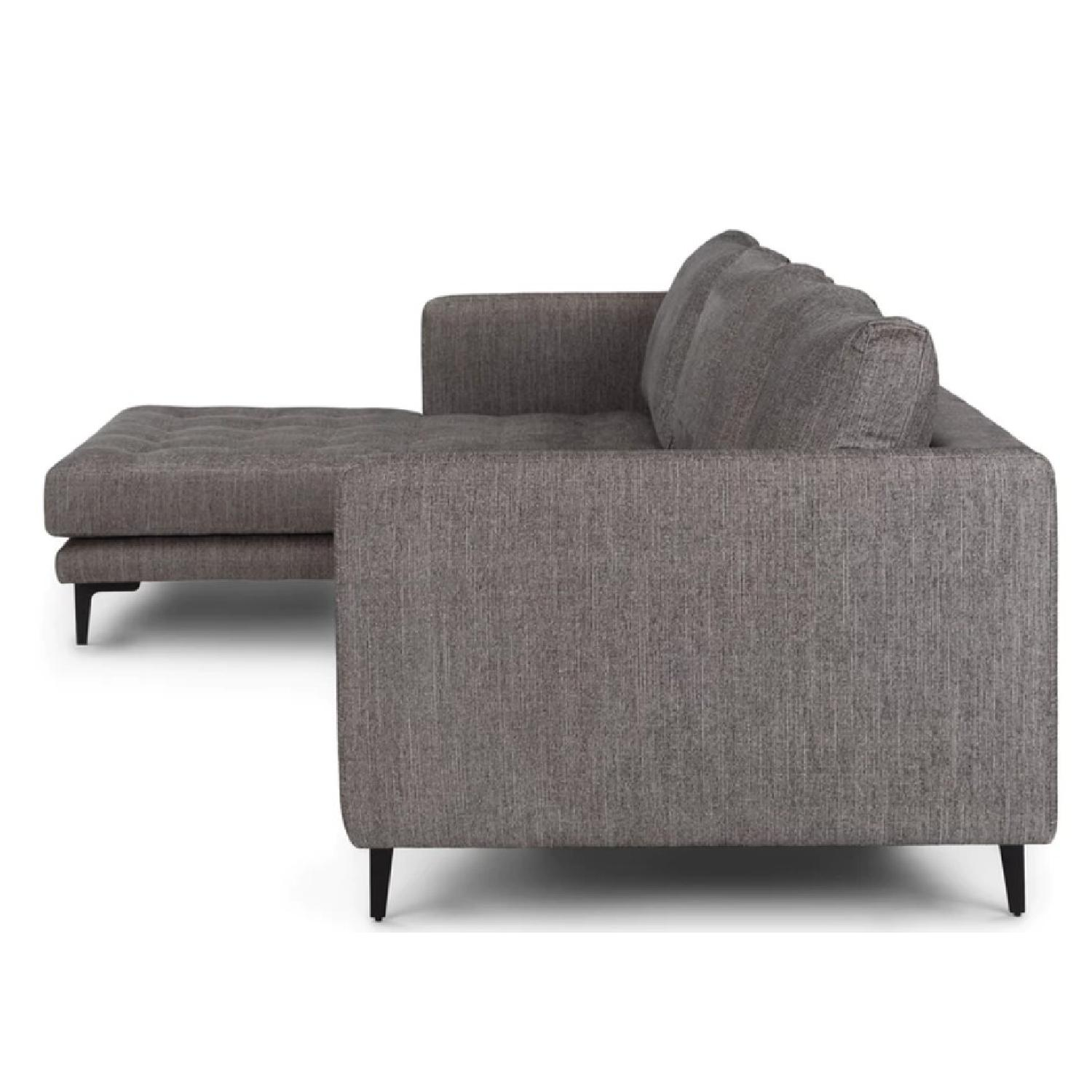 Peachy Article Parker Left Facing Sectional Sofa Aptdeco Ocoug Best Dining Table And Chair Ideas Images Ocougorg