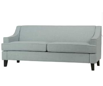 InspireQ Winslow Concave Arm Modern Sofa