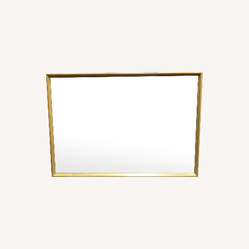 Heywood Wakefield Mid Century Modern Wall Mirror