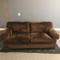 Fine Avery Boardman Custom Full Sleeper Sofa Aptdeco Ocoug Best Dining Table And Chair Ideas Images Ocougorg