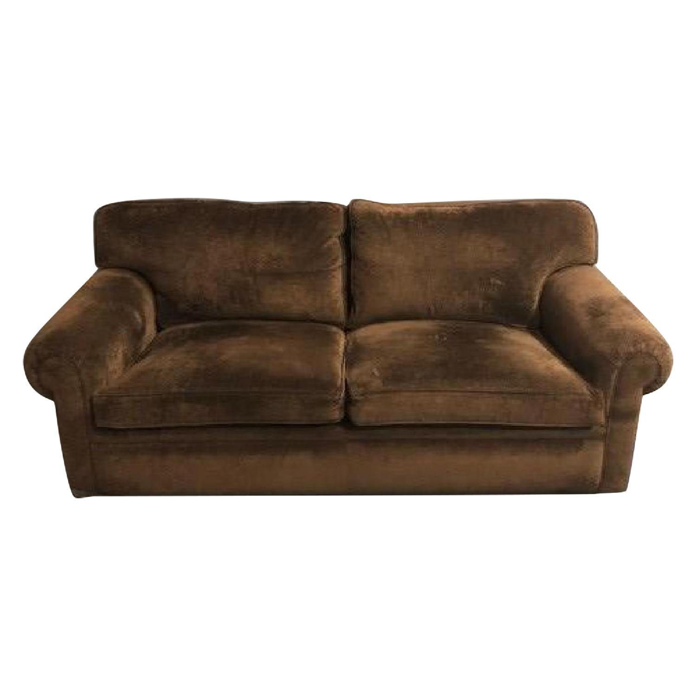 Fabulous Avery Boardman Custom Full Sleeper Sofa Aptdeco Ocoug Best Dining Table And Chair Ideas Images Ocougorg