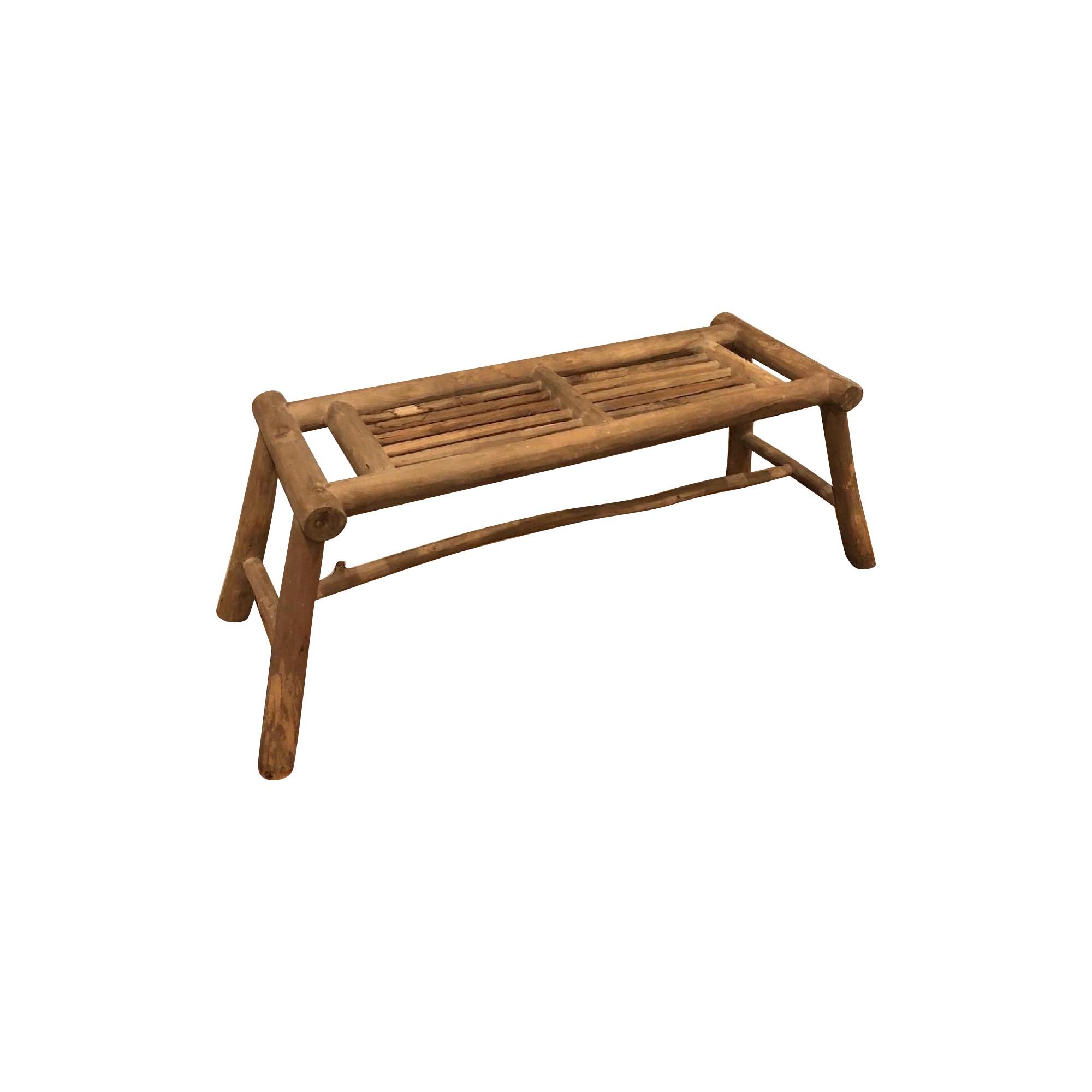 Indoor/Outdoor Teak Bench