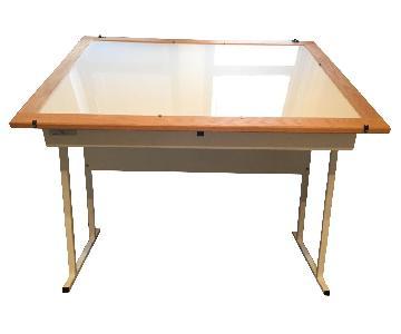 Gagne Porta-Trace Light Table