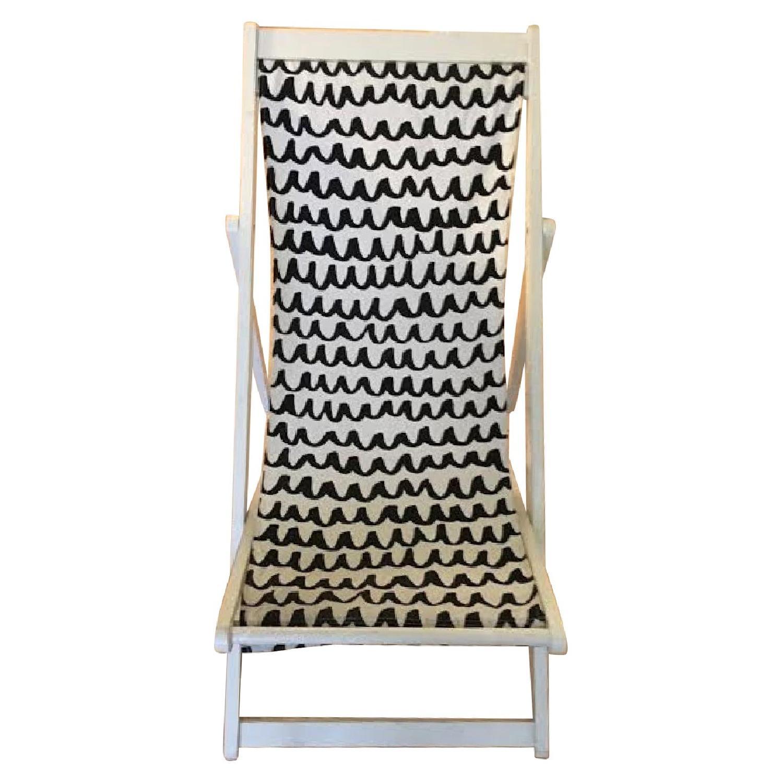 Poker Lounge Chair AptDeco