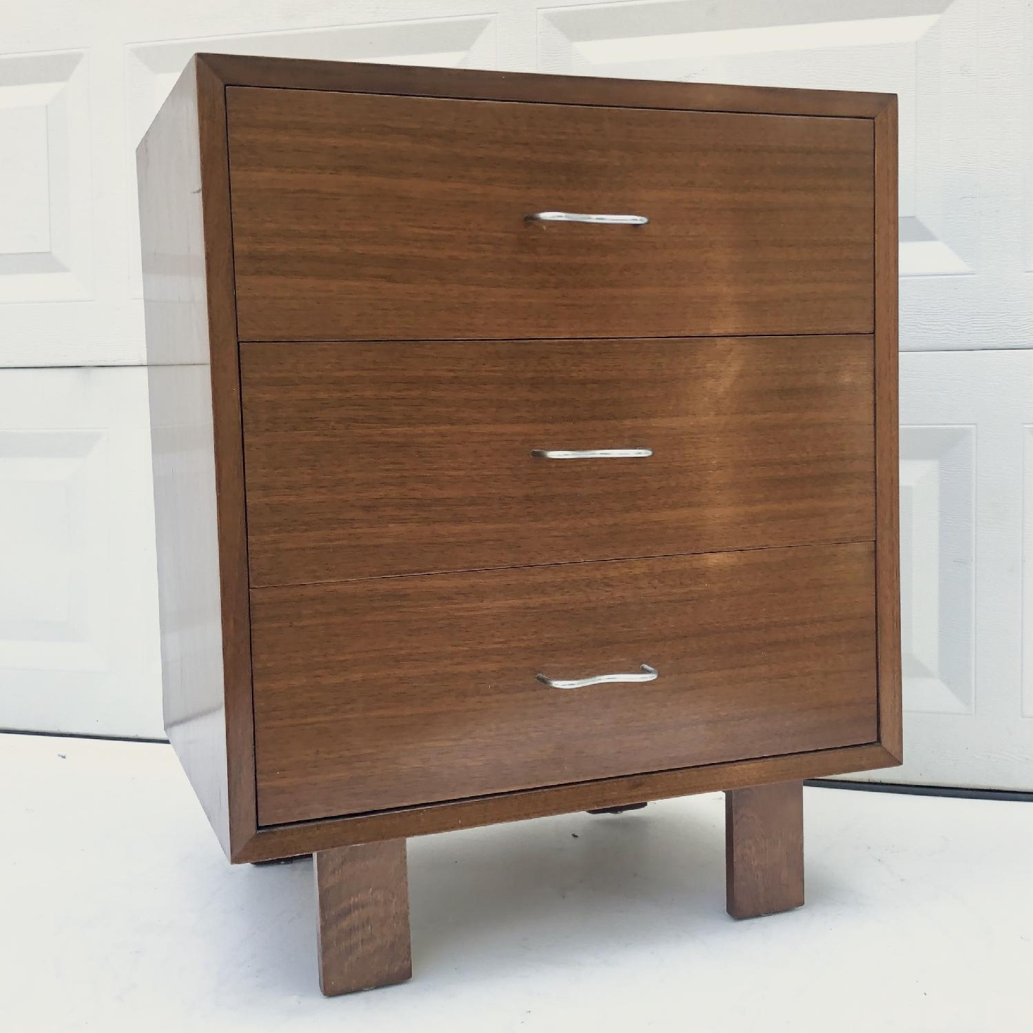George Nelson for Herman Miller Mid-Century 3-Drawer Chest - image-2