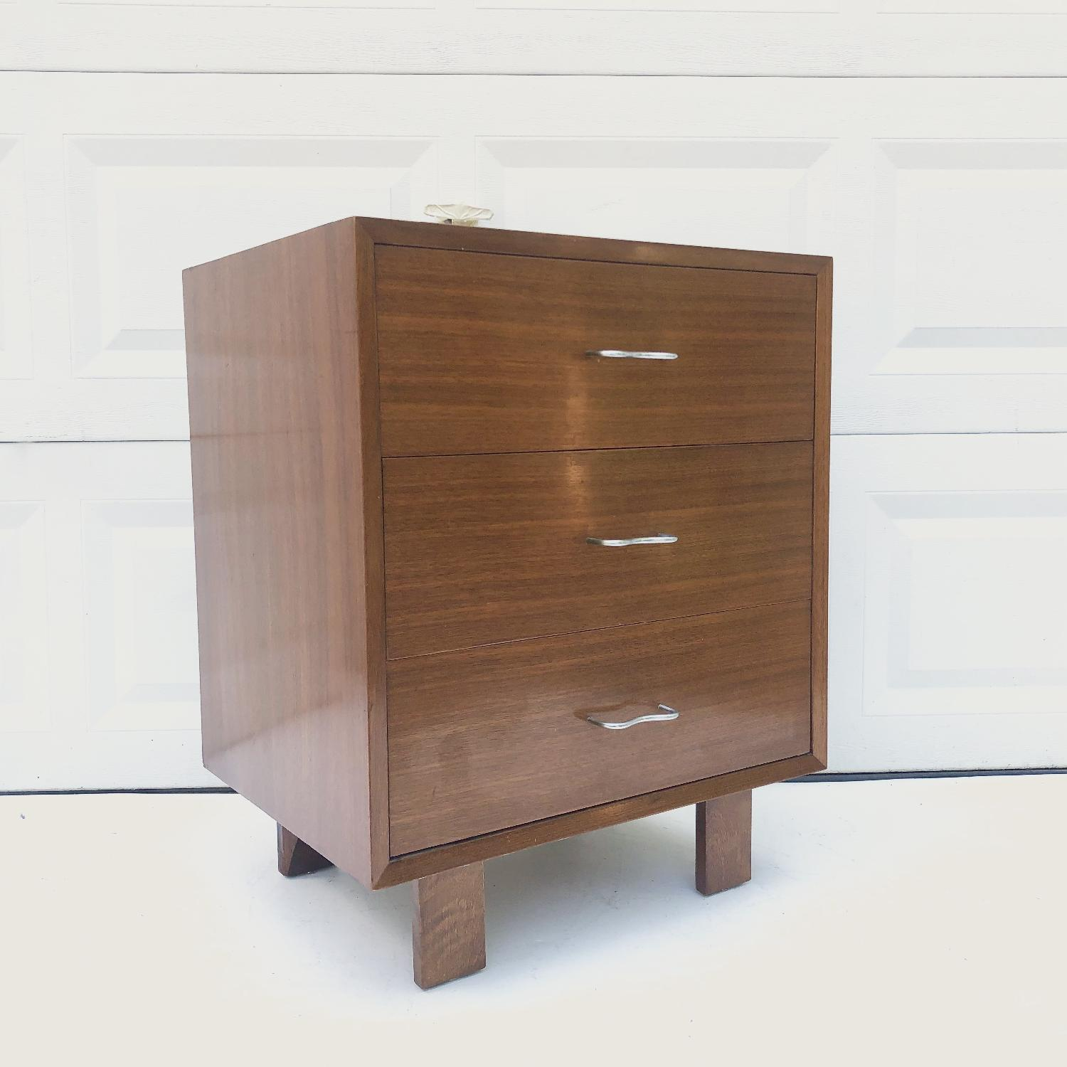 George Nelson for Herman Miller Mid-Century 3-Drawer Chest - image-3