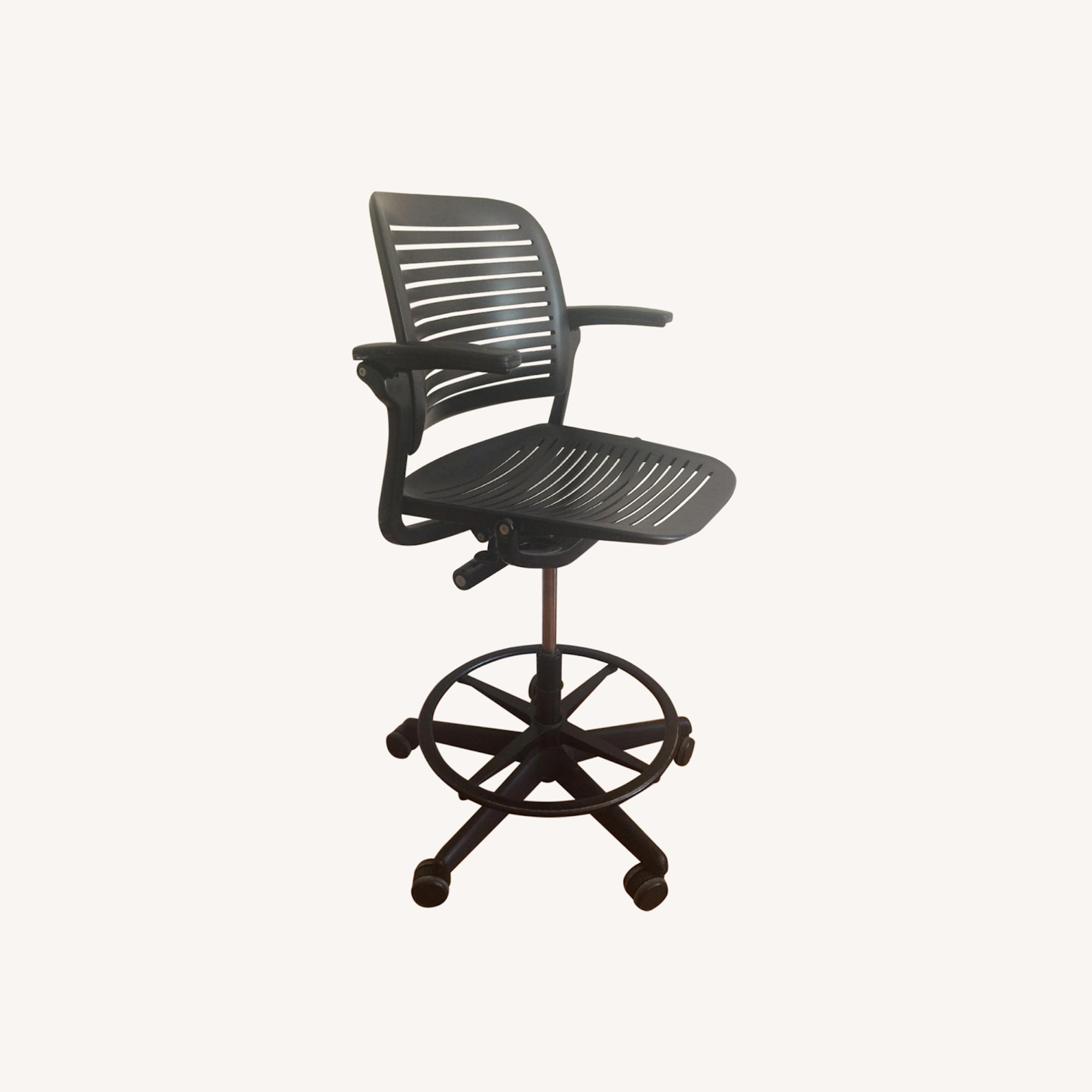 Adjustable Office Drafting Chair
