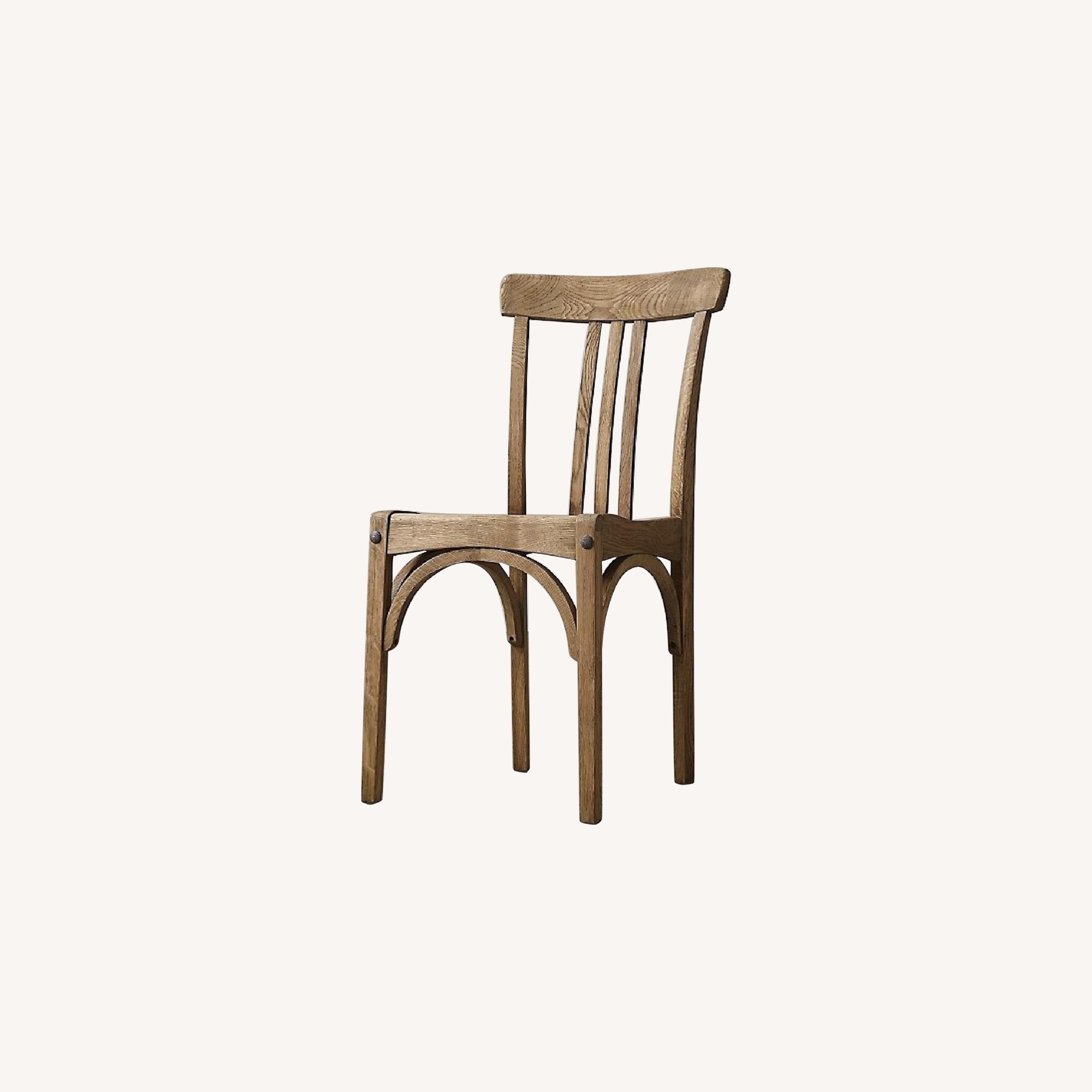 Restoration Hardware Sinclair Wood Dining Chairs