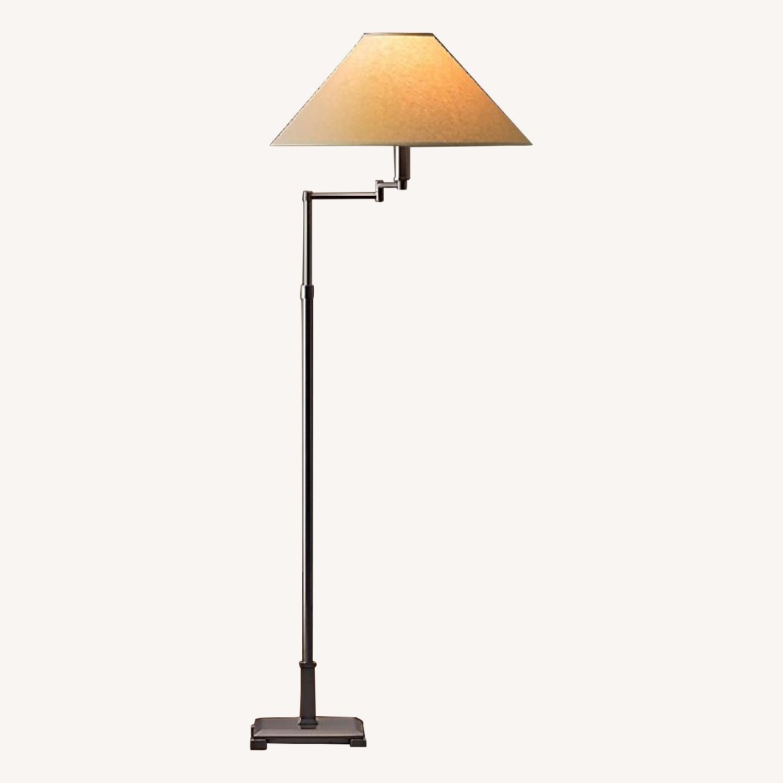 Restoration Hardware Classic Swing Arm Floor Lamp