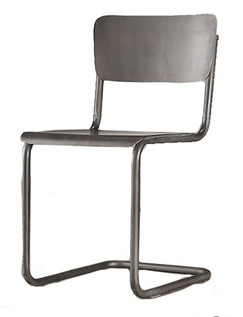 Restoration Hardware Metal Schoolhouse Chairs