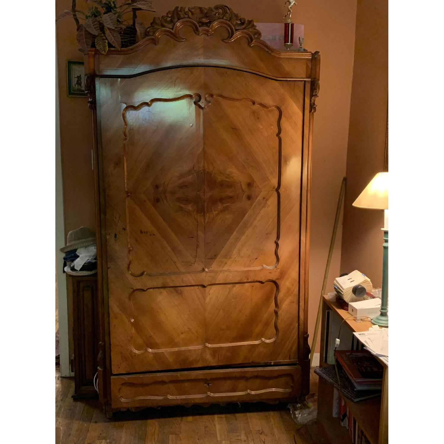 Antique French Armoire Aptdeco
