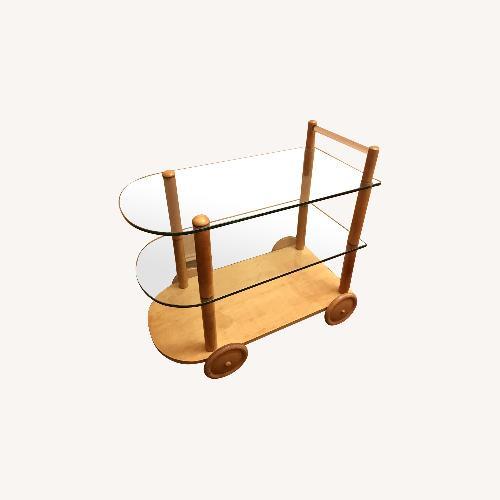 Used Vintage Gilbert Rohde Bar Cart for sale on AptDeco