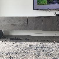 Blu Dot Shale 2 Door 2 Drawer Wall Cabinet