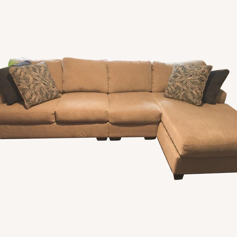 Ashley Enola 3 Piece Sectional Sofa
