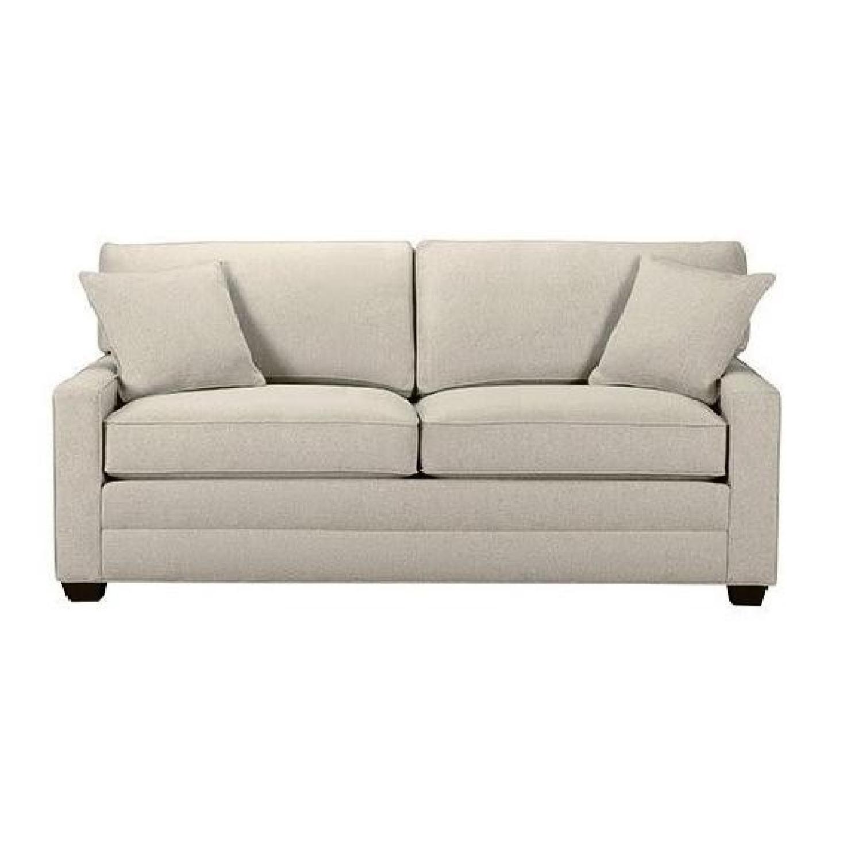 Ethan Allen Bennett Full Sleeper Sofa