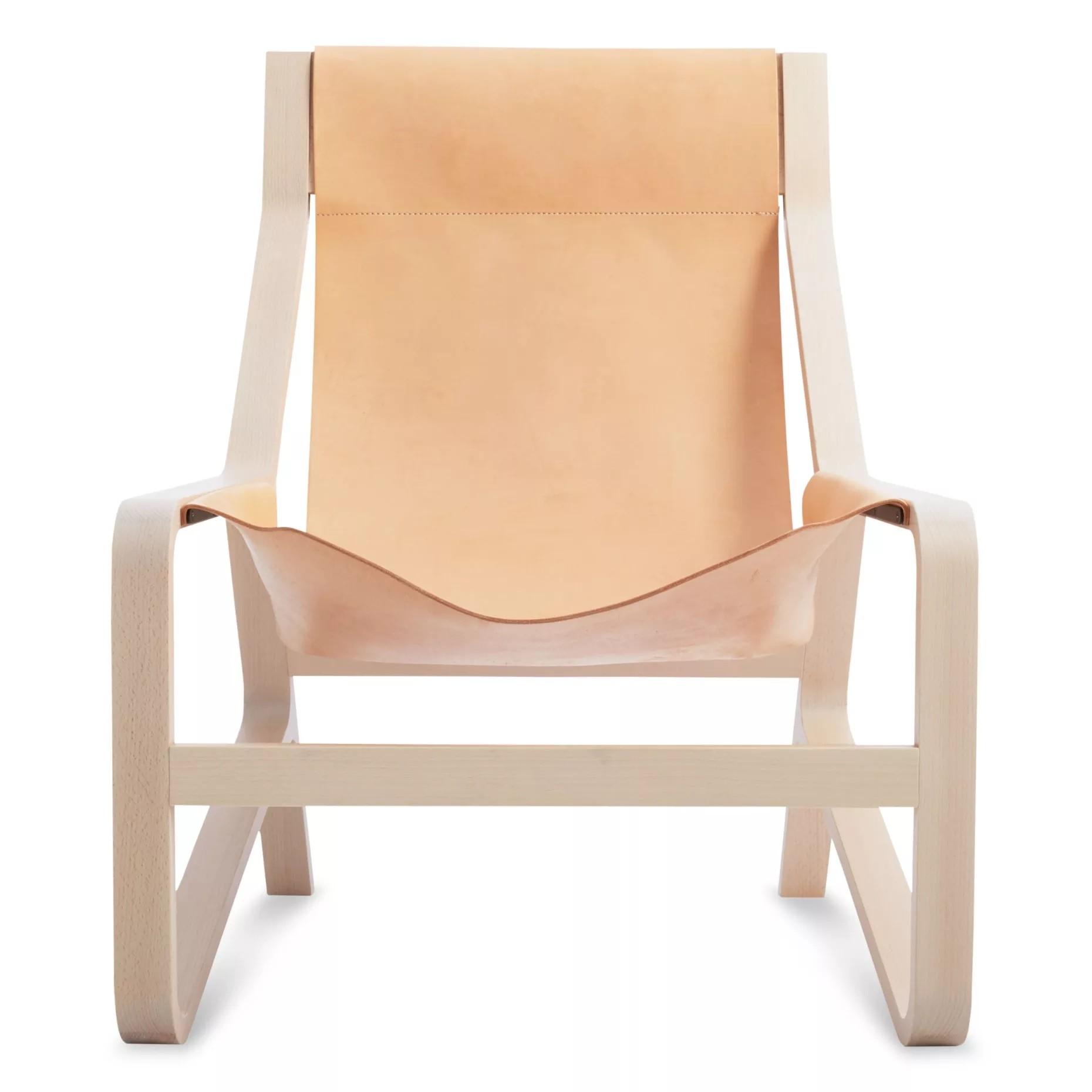 Blu Dot Toro Sling Lounge Chair   AptDeco