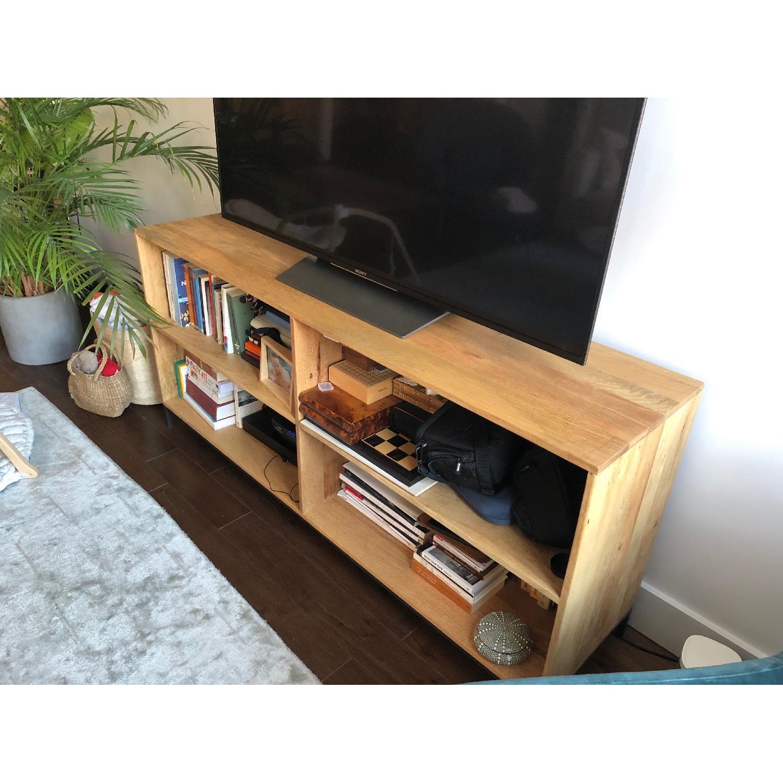West Elm Industrial Modular Bookcase Aptdeco
