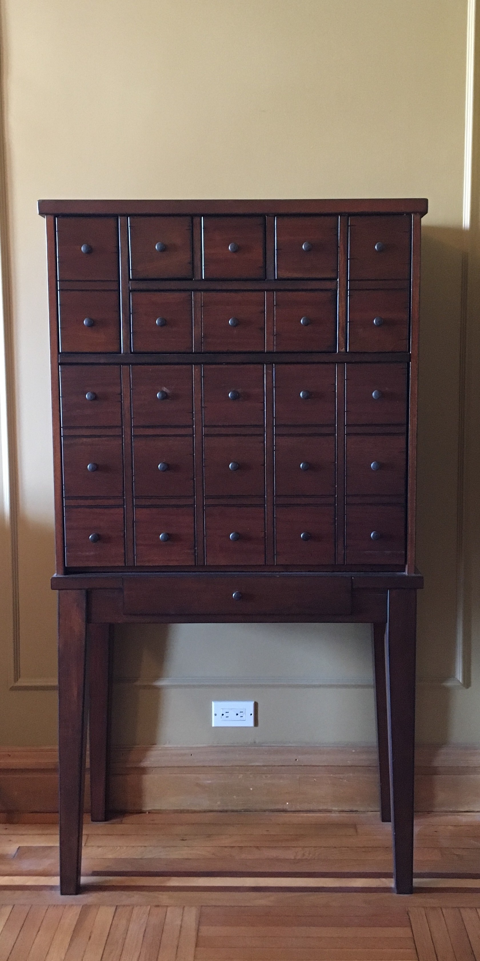 Pottery Barn Secretary Desk