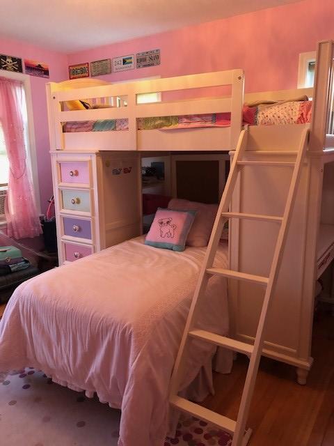 Raymour U0026 Flanigan Kidu0027s Bunk Bed W/ Desk   AptDeco