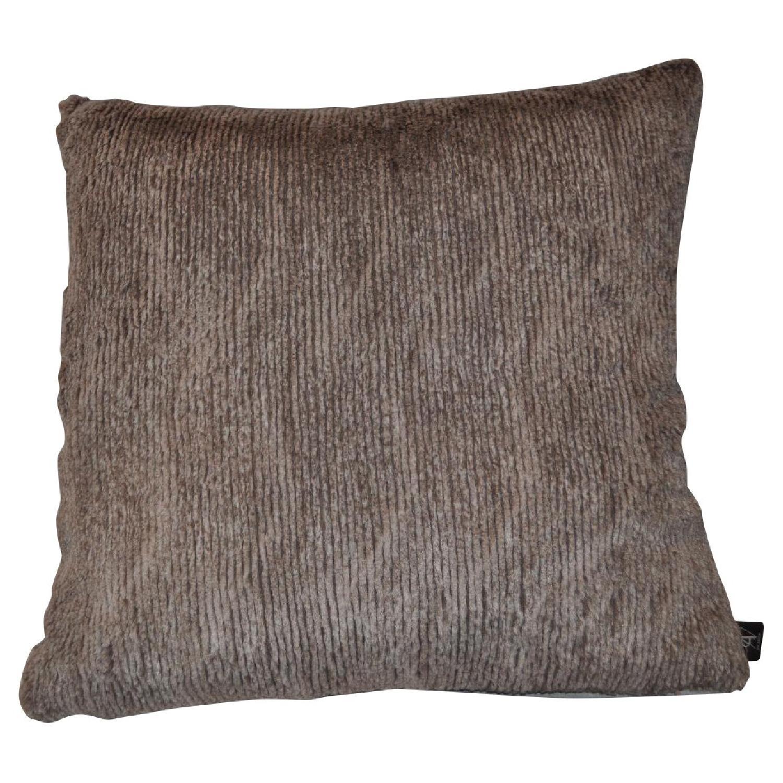 Aviva Stanoff Luxe Faux Fur Pillow