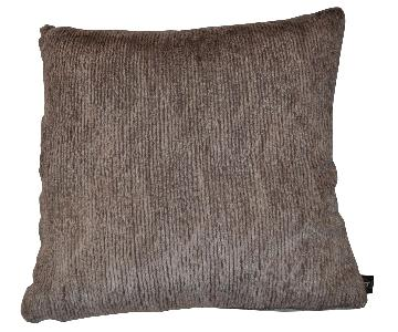 Aviva Stanoff Luxe Faux Fur Pillow