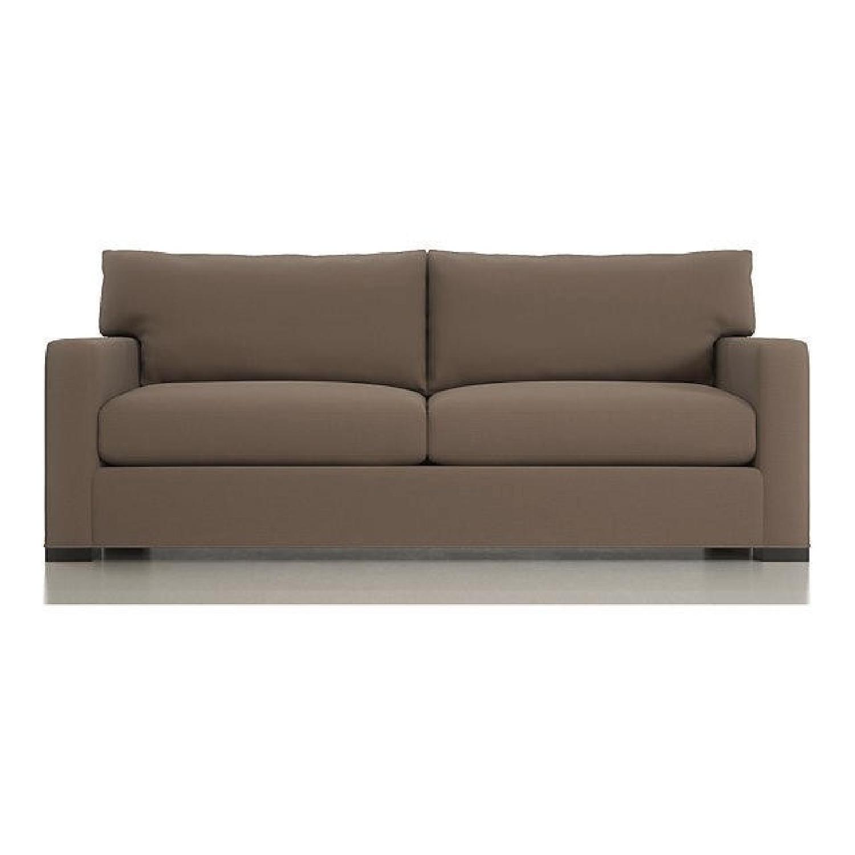 Crate & Barrel Axis II 2-Seat Sofa