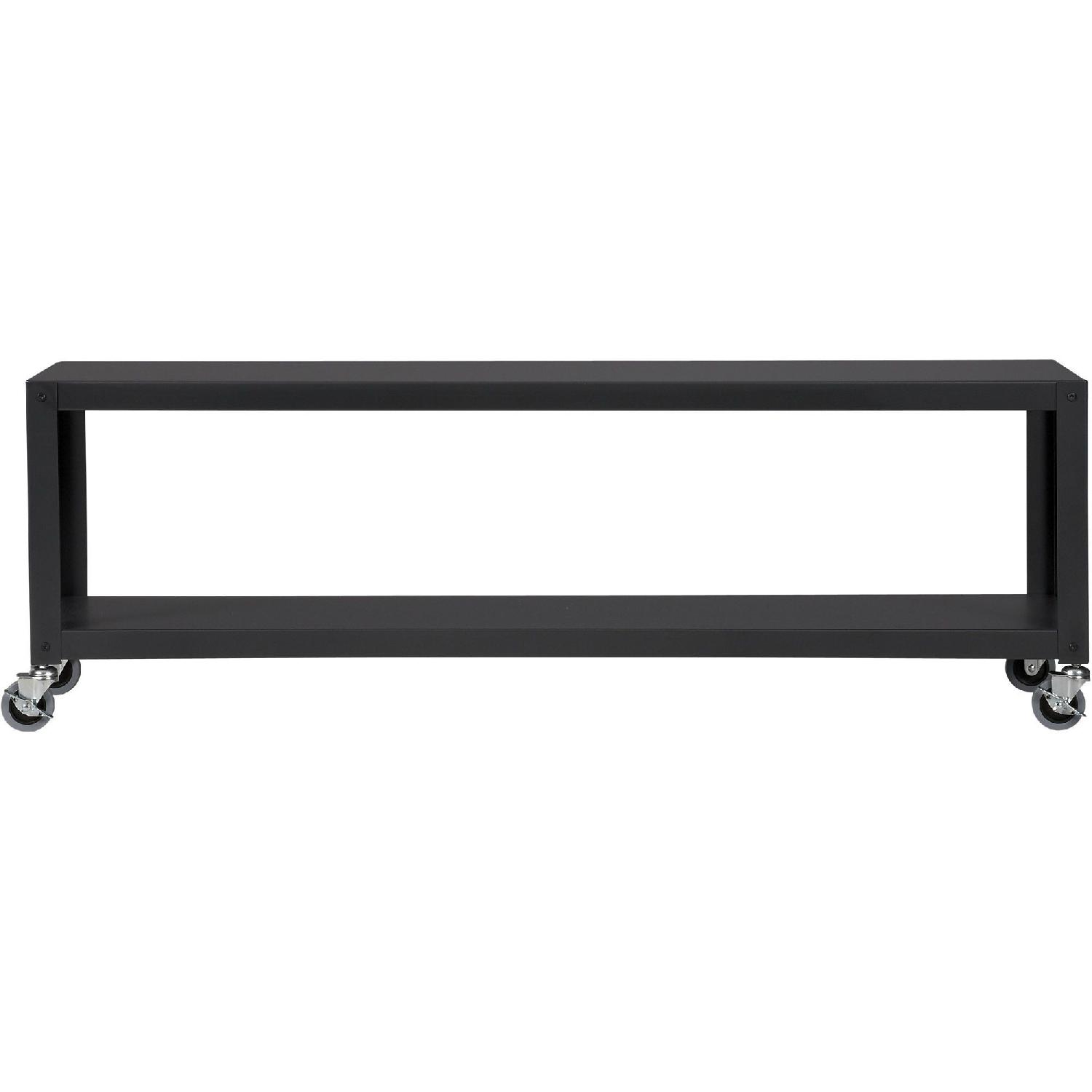 Cb2 Coffee Table.Cb2 Go Cart Rolling Tv Stand Coffee Table Side Table