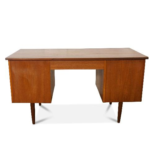 Used Jorddrup Original Danish Mid Century Teak Desk for sale on AptDeco